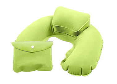 Çin Special Design Inflatable Neck Pillow , Neck Rest Pillow For Journey Tedarikçi