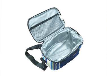 15L Capacity Picnic Cooler Bag , Lunch Cooler Bag With Strong Polyester Oxford Material