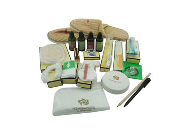 Luxury 5 Star Hotel Bathing Disposable Hotel Amenities Set Fashion Design